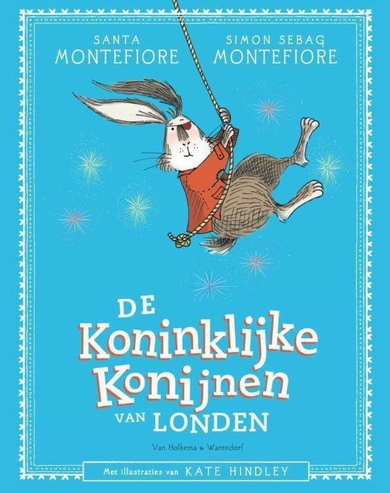Boek cover De koninklijke Konijnen van Londen van Santa Montefiore (Paperback)