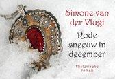 Rode sneeuw in december - dwarsligger (compact formaat)