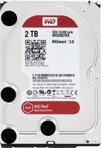 Western Digital Red NAS harde schijf - 2 TB / SATA / 3.5 inch