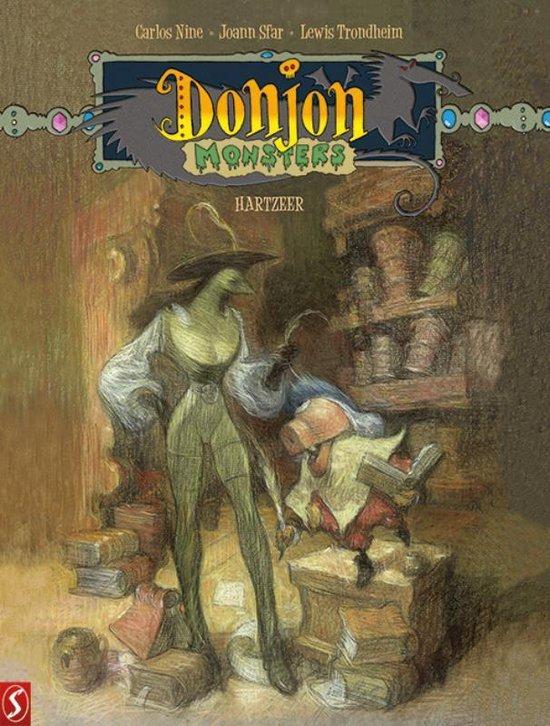 Donjon Monsters 8 - Hartzeer - Joann Sfar |
