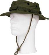 Fostex bush hoed luxe Ripstop groen - maat: XL (61 cm)