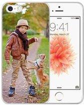 Apple iPhone SE | 5S TPU Hoesje Ontwerpen met Foto's