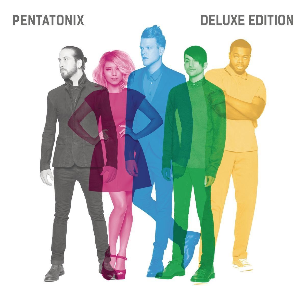 Pentatonix (Deluxe Edition) - Pentatonix