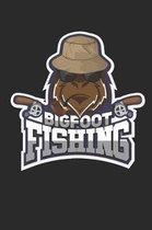 Bigfoot Fishing