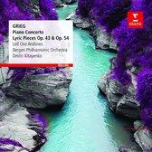 Grieg: Piano Concerto & Lyric