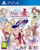 Nelke & The Legendary Alchemists: Ateliers of the New World - PS4