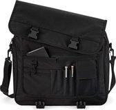 Bagbase Briefcase - Aktetas Zwart 11 Liter