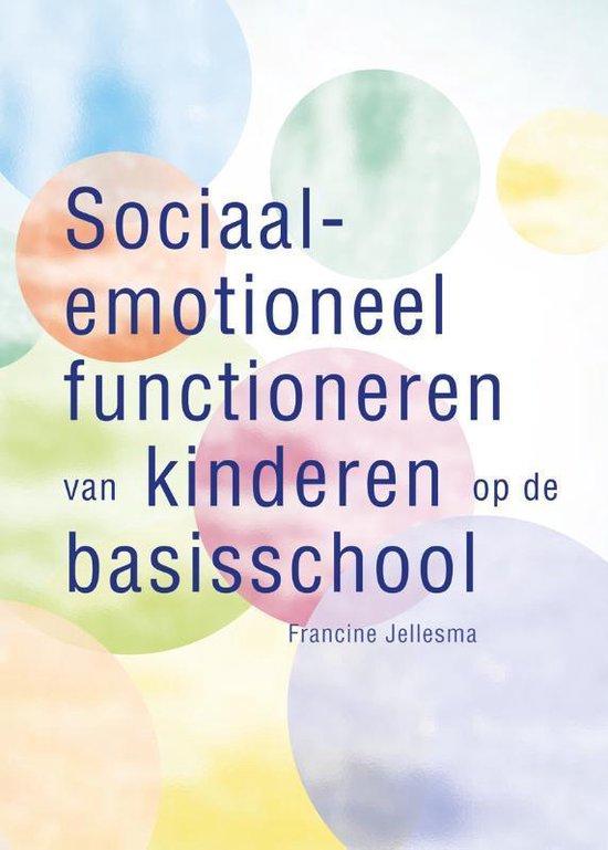 Sociaal-emotioneel functioneren van kinderen op de basisschool