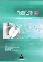 Mathematik Neue Wege SI 6. Arbeitsheft. Niedersachsen