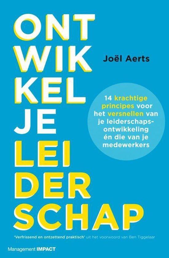 Ontwikkel je leiderschap - Joel Aerts