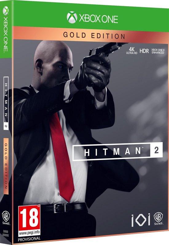 Hitman 2 - Gold Edition - Xbox One