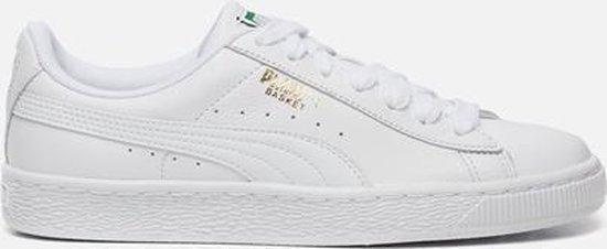 bol.com   Puma Basket Classic sneakers wit