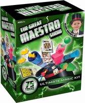 De Grote Goochelshow - Magische Hoed met 75 Trucs