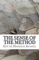 The sense of the method