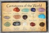 Edelstenen van de Wereld Set (15 stenen / 8 – 10 mm)
