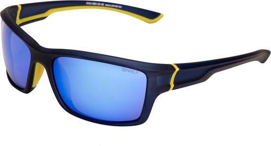 Sinner Cayo - Sportbril - UV-bescherming - Blauw/Wit