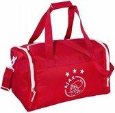 Ajax sporttas - Rood Wit