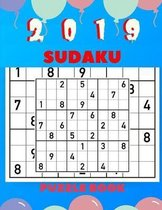 2019 Sudaku Puzzle Book