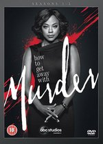 How to Get Away With Murder Seizoen 1-2 (Import)
