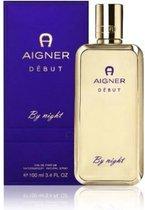 Aigner - Eau de parfum - Debut by night - 100 ml