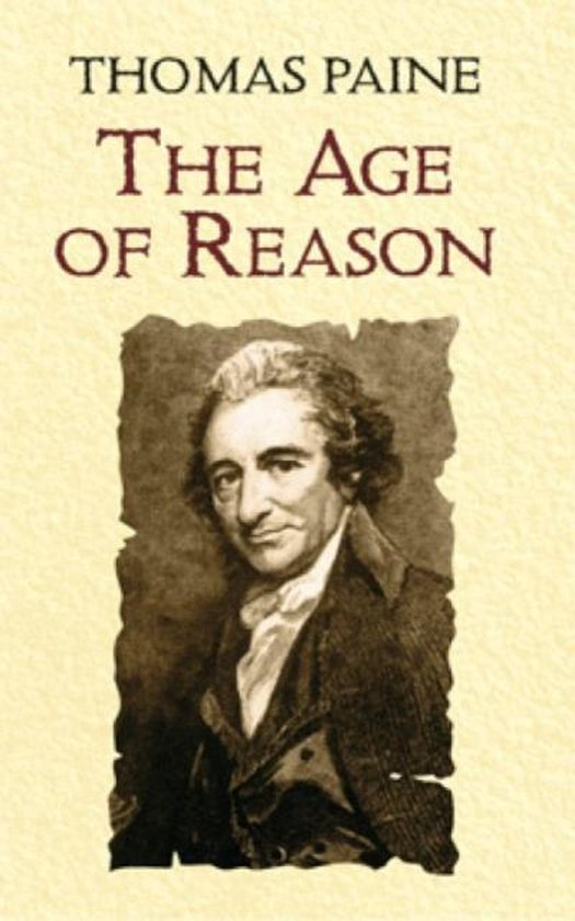 Boek cover The Age of Reason van Thomas Paine (Paperback)