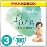 Pampers Pure Protection Luiers - Maat 3 (6-10 kg)