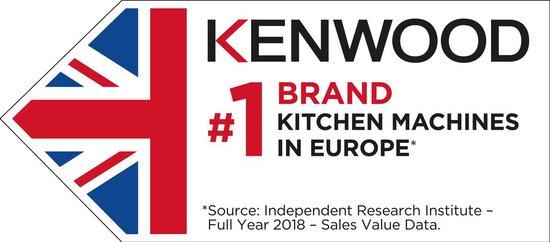 Kenwood kMix KMX750 - Keukenmachine - Rood