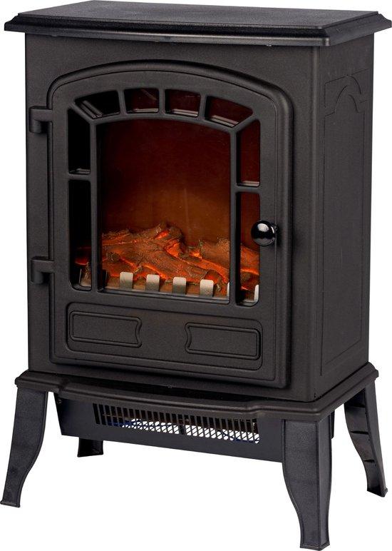 Sfeerhaard Classic Fire Torino elektrische kachel 2000 watt open haard