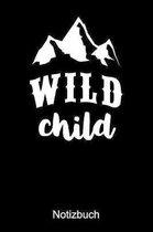 WILD CHILD Natur Notizbuch