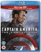 Captain America The 1st. Avenger