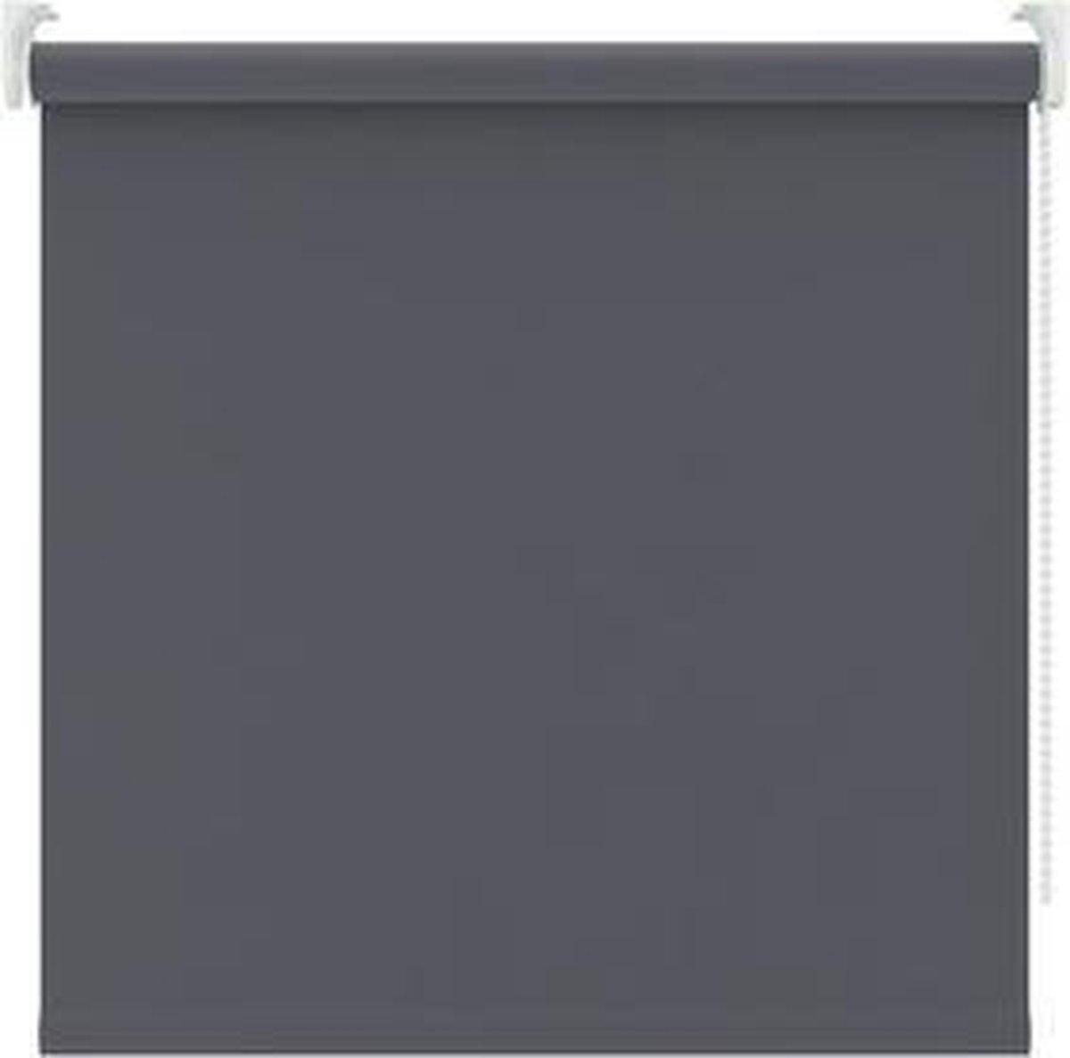 Decosol Rolgordijn Verduisterend - 90x190 cm - Antraciet