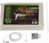 Aardingsdeken (Small) 50x70 cm (kit incl. kabel 5 m en adapter)
