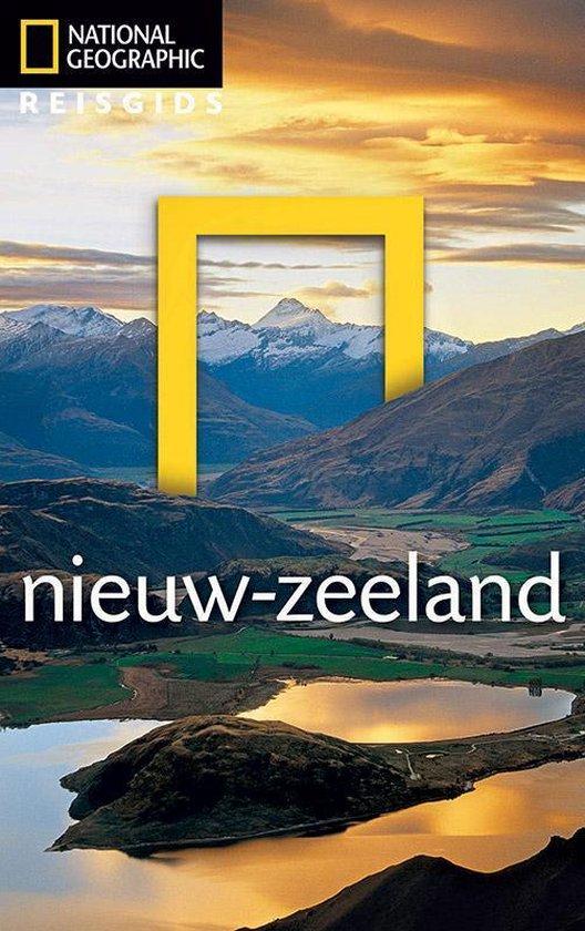 National Geographic reisgidsen - National Geographic Reisgids Nieuw-Zeeland - National Geographic Reisgids pdf epub
