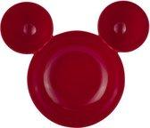 Zak!Designs Disney Mickey Schaal - Rood