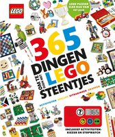 365 dingen om te doen met Lego steentjes