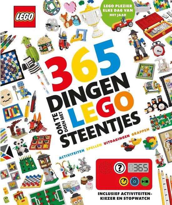 365 dingen om te doen met Lego steentjes - Simon Hugo |