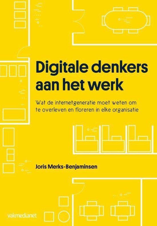 Digitale denkers aan het werk - Joris Merks-Benjaminsen | Fthsonline.com