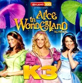 CD cover van Alice In Wonderland van K3