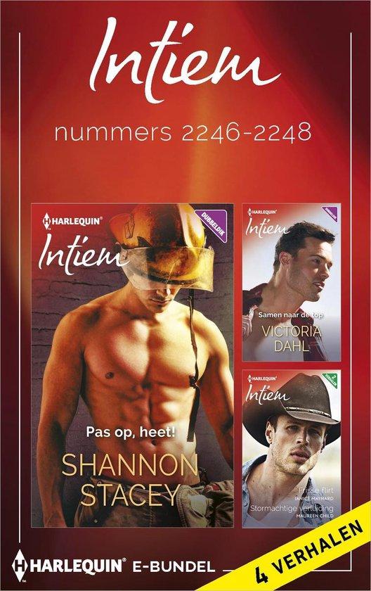 Intiem - Intiem e-bundel nummers 2246-2248 (4-in-1) - Shannon Stacey |