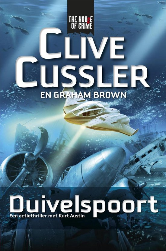 Kurt Austin-avonturen (NUMA-files) - Duivelspoort - Clive Cussler |