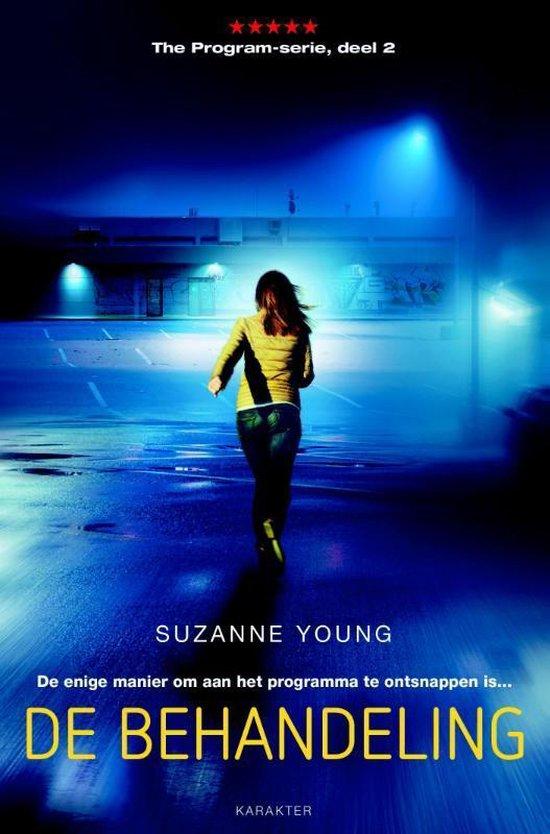 The Program-serie 2 - De behandeling - Suzanne Young  