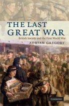 Omslag The Last Great War