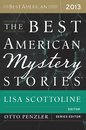 Omslag The Best American Mystery Stories 2013