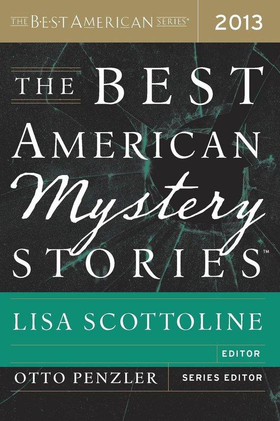Omslag van The Best American Mystery Stories 2013