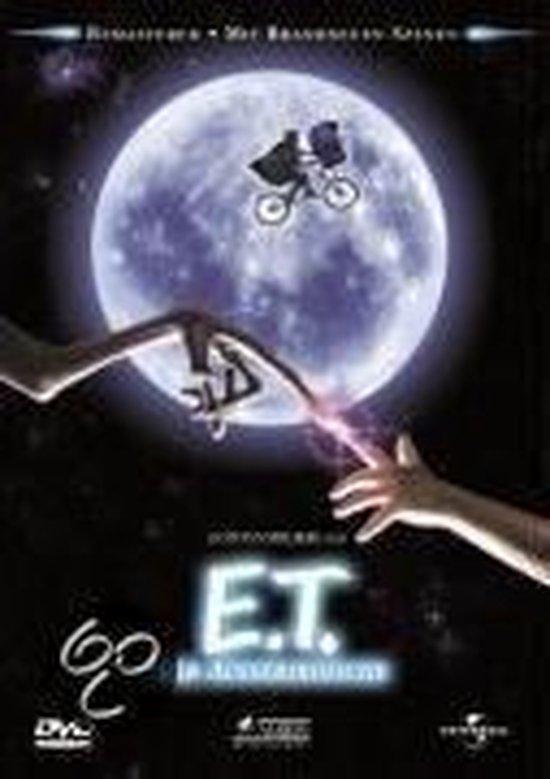 Cover van de film 'E.T.'