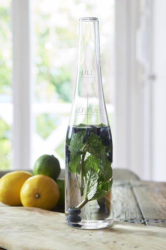 Riviera Maison RM Fresh Bottle - Karaf - Glas - Riviera Maison