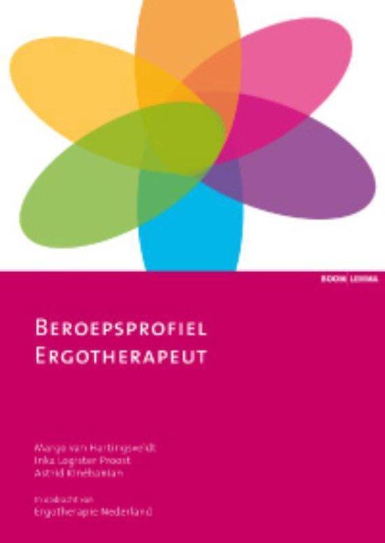 Beroepsprofiel ergotherapeut - Inka Logister-Proost |