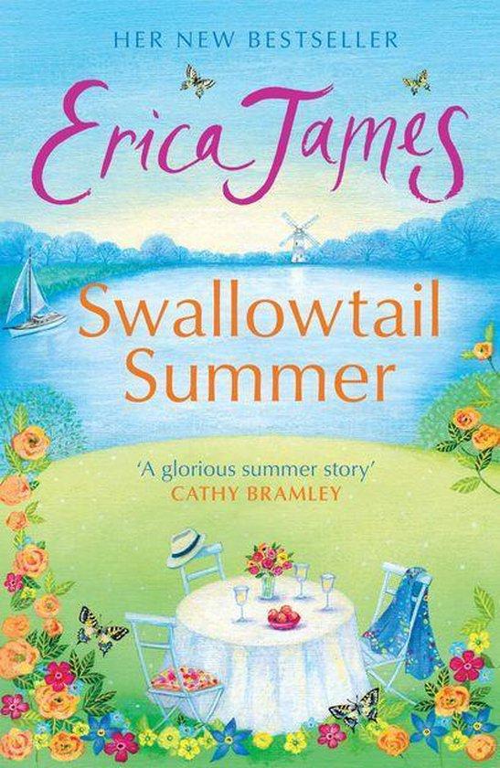 Omslag van Swallowtail Summer