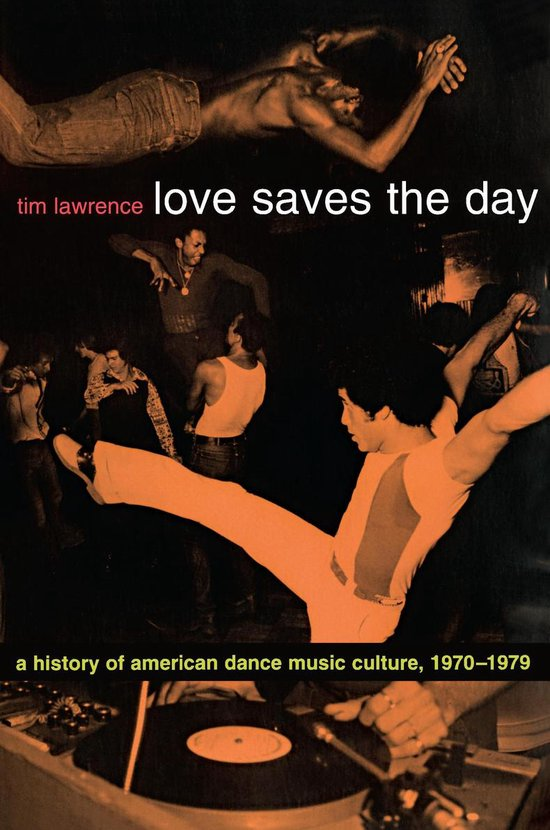 Afbeelding van Love Saves the Day