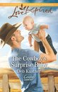 The Cowboy's Surprise Baby (Mills & Boon Love Inspired) (Cowboy Country, Book 3)